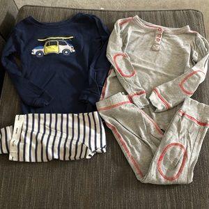 3T pajamas